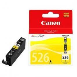 Canon CLI-526 Y, 9ml  - originální (4543B001) žlutá Inkoustové náplně