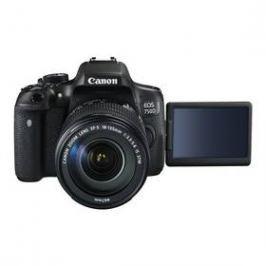 Canon EOS 750D + 18-135 STM (0592C032) černý