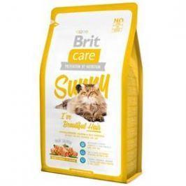 Brit Care Cat Sunny I´ve Beautiful Hair 2 kg