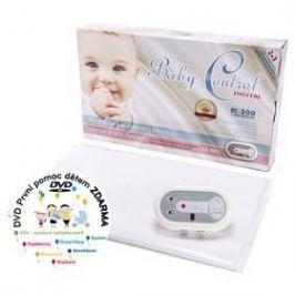 Baby Control BC-200, jedna senzorová podložka bílá