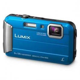 Panasonic Lumix DMC-FT30EP-A modrý
