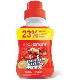 SodaStream Retro Kola Citrus 750ml