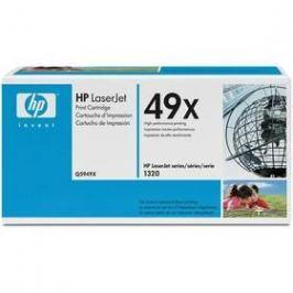 HP Q5949X, 6K stran - originální (Q5949X) černá Tonery