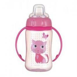 Canpol babies s úchyty,růžový růžový