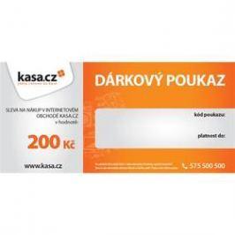 Dárkový poukaz Kasa.cz  200 Kč