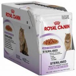 Royal Canin Sterilised v želé 85g