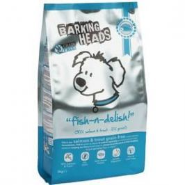 Barking Heads Fish-n-Delish GRAIN FREE 12 kg
