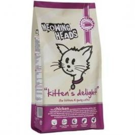 Meowing Heads Kittens Delight 1,5 kg