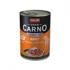 Animonda Adult Gran Carno hovězí + kuře 400g