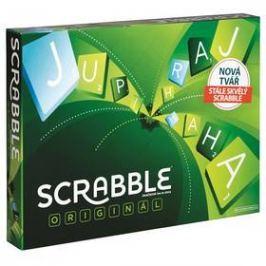 Mattel Scrabble originál CZ Rodinné hry