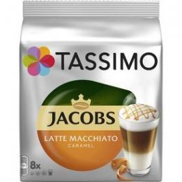Tassimo Jacobs Krönung Latte Macchiato Caramel 268g
