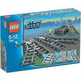 LEGO® CITY® 7895 Výhybky CITY®