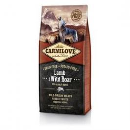 Brit Carnilove Lamb & Wild Boar for Adult 12 kg