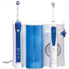 Oral-B Oxyjet+3000OC20 bílý/modrý Dentální centra