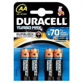 Duracell Turbo AA 1500 K4 Duralock Baterie