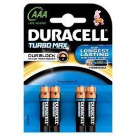 Duracell Turbo AAA 2400 K4 Duralock Baterie