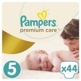 Pampers Premium Care Junior vel. 5,  44 ks Plenky