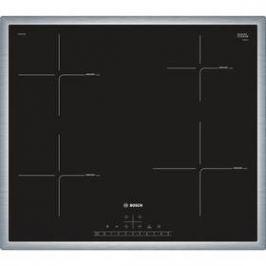 Bosch PIE645FB1E černá/nerez