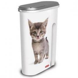 Curver kontejner na 1,5kg suchého krmiva - Kočky Dózy na krmivo