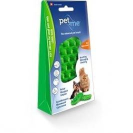 Pet and Me pro kočky s dlouhou srstí zelené
