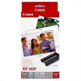 Canon KP36IP pro termosublimační tiskárny,10x15, 36 listů (7737A001) bílý