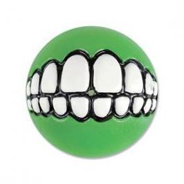 Rogz Grinz míček 7,8cm zelená