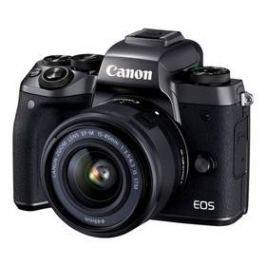 Canon EOS M5 + EF-M 15-45mm IS STM černý