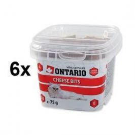 Ontario Snack Dental Bits 6 x 75g