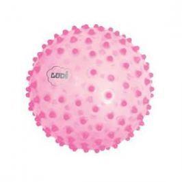 Senzorický míček LUDI růžový