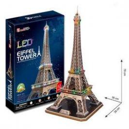 HM Studio 3D Eiffelova věž / led - 82 dílků