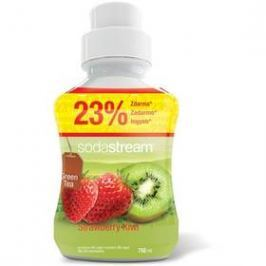 SodaStream IceTea Green Kiwi/Jahoda 750ml