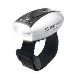 Sigma Micro přední stříbrné
