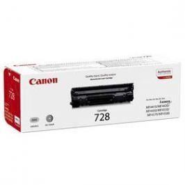Canon CRG-728, 2,1K stran, originální (3500B002) černá Tonery