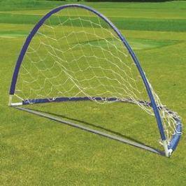 Fotbalová branka Master skládací 160 x 80 x 80 cm - modrá