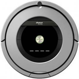 iRobot Roomba 886 stříbrný
