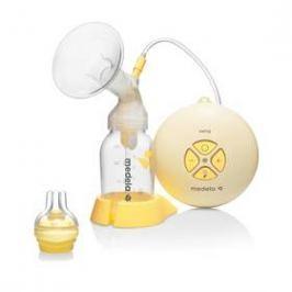 Medela Swing - 2-fázová včetně Calma systému žlutá/bílá/transparentní