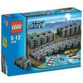 LEGO® CITY® 7499 Ohebné koleje