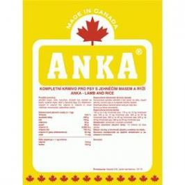 ANKA Lamb and Rice 10 kg Granule pro psy