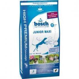 Bosch Junior Maxi 15 kg, pro štěňata velkých a velmi velkých plemen Granule pro psy