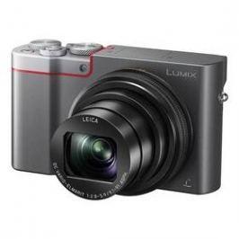 Panasonic Lumix DMC-TZ100EPS stříbrný