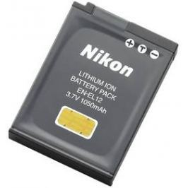 Nikon EN-EL12 Akumulátory