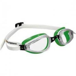 Michael Phelps Aqua Sphere K180 clear bílé/zelené