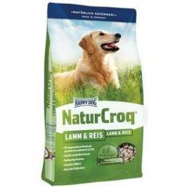 HAPPY DOG Natur-Croq ADULT Lamm&Rice 15 kg Granule pro psy