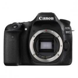 Canon EOS 80D tělo (1263C032) černý