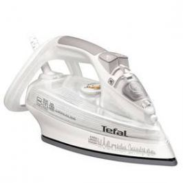 Tefal Supergliss FV3845E0 stříbrná/bílá