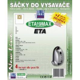Jolly MAX ETA 19 Látkové sáčky pro vysavače