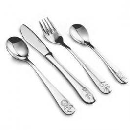 Lamart Zoo 4 ks (LT5005) stříbrný