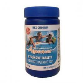 Marimex AquaMar kyslíkové tablety 0,9 kg bílá