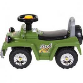 Sun Baby Jeep 4x4 ADVANCER zelené