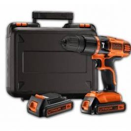 Black-Decker BDK188KB, 2 aku